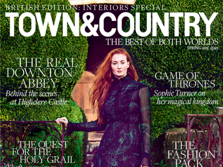 Town & Country, Feb 2015