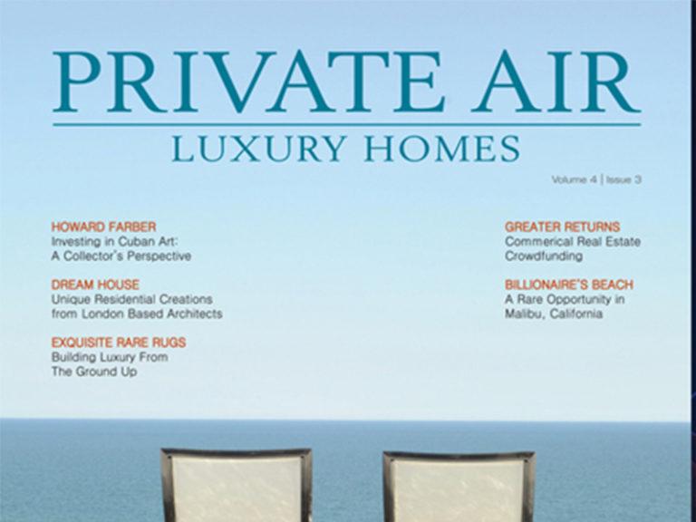 Private Air, May 2015
