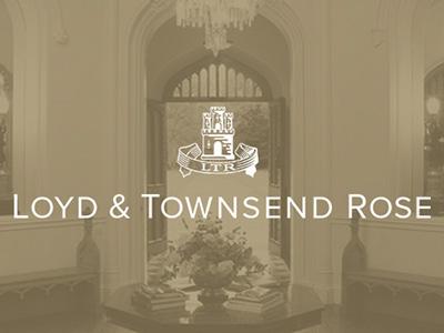 Loyd & Townsend Rose